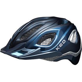 KED Certus Pro Helmet Blue Glossy Matt